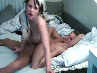 Young amateur babe seduced for very dirty and...