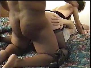 Mind blowing cuckolding fuck with horny wife...