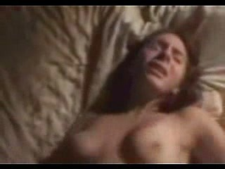 Passionate amateur couple fucking hard till...